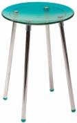 Подробнее о Стульчик Koh-i-Noor Noni  5365 KP для душевой кабины душа цвет сиденья зеленый