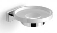 Подробнее о Мыльница Langberger Alster  10915A подвесная хром / керамика белая