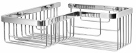 Подробнее о Полка-решетка Lineabeta File  50013.29 26 х 20,5 см хром