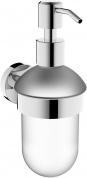 Подробнее о Дозатор для мыла Linisi Sfera  810085F-A подвесной хром / стекло