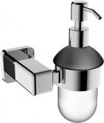 Подробнее о Дозатор для мыла Linisi Opera  81885F подвесной хром / стекло