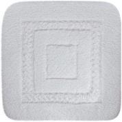 Подробнее о Коврик Migliore Complementi  ML.COM-50.060.BI.10 для ванны (узор 1) 60 х 60 см цвет белый