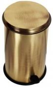 Подробнее о Ведро Migliore Complementi  ML.COM-50.108.CR для мусора с педалью диаметр 26 см хром