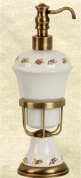 Подробнее о Дозатор для мыла Migliore Provance  ML.PRO-60.517.CR настольный цвет хром / керамика