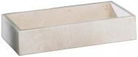 Подробнее о Лоток Nicol Victoria   2313012 настольный для полотенца натуральный камень travertin