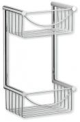 Подробнее о Полка Nicol Padua   4003500 решетка двойная хром
