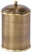 Подробнее о Ведро Pomdor Windsor  14.93.50.002 для мусора с крышкой хром