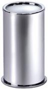 Подробнее о Стакан Pomdor Kubic  36.70.52.002 настольный хром / фарфор