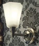 Подробнее о Светильник Sbordoni Deco  DE030CR настенный хром/стекло