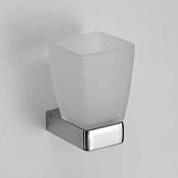 Подробнее о Стакан Schein Elite  7057010 настенный хром /стекло матовое