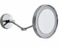Подробнее о Зеркало косметическое StilHaus Ingranditori  902 настенное с подсветкой (3Х) хром