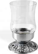 Подробнее о Стакан StilHaus Noto  NT 10AP CR настольный хром  / стекло прозрачное