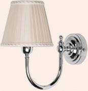 Подробнее о Светильник Tiffany TW Bristol  TWBR029 CR настенный (без абажура) цвет хром