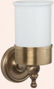 Подробнее о Стакан Tiffany TW Bristol  TWBR109 CR настенный цвет хром / керамика
