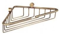 Подробнее о Полка-решетка Tiffany TW Bristol  TWBR534 BR угловая 21 х h5 см бронза