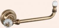 Подробнее о Бумагодержатель Tiffany TW Crystal  TWCR019 CR SW открытый хром/Swarovski