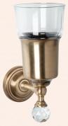 Подробнее о Стакан Tiffany TW Crystal  TWCR109 CR SW настенный цвет хром / керамика/Swarovski
