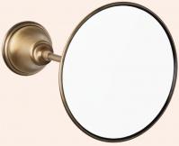 Подробнее о Зеркало Tiffany TW Harmony  TWHA025 BR косметическое настенное 14 х h14 см  бронза