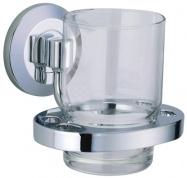 Подробнее о Стакан Wasserkraft Rhein K-6200  K-6228 подвесной хром/стекло прозрачное