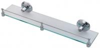 Подробнее о Полка Wasserkraft Rhein K-6200  K-6244 стеклянная 50 см хром/стекло матовое