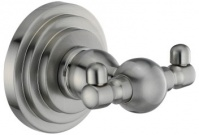 Подробнее о Крючок Wasserkraft Ammer K-7000  K-7023 двойной хром матовый