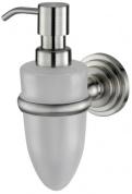 Подробнее о Дозатор для мыла Wasserkraft Ammer K-7000  K-7099 подвесной хром матовый/стекло матовое