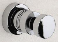Подробнее о Крючок Windisch Cylinder Ribbed  86309CR одинарный хром