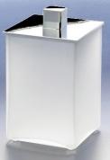 Подробнее о Контейнер Windisch Box Matt  88121MCR настольный хром /стекло матовое белое