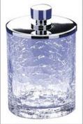 Подробнее о Контейнер средний Windisch Addition Craquele  88125CR настольный стекло `кракле` / хром