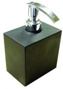 Подробнее о Дозатор для жидкого мыла Windisch Box Lineal Crystal Matt  90301MCR настольный хром /стекло матовое белое