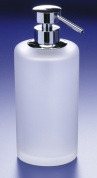 Подробнее о Дозатор для жидкого мыла Windisch Addition Matt  90432MCR настольный стекло матовое / хром