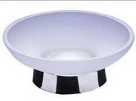 Подробнее о Мыльница Windisch Addition Matt  92117MCR настольная стекло матовое / хром