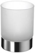 Подробнее о Стакан Windisch Box Lineal Crystal Matt  94124MCR настольный хром /стекло матовое белое
