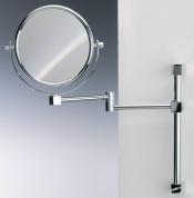 Подробнее о Зеркало косметическое Windisch  991403CR настенное (3Х) хром