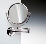 Подробнее о Зеркало косметическое Windisch  99141CR настенное (3Х) хром
