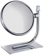 Подробнее о Зеркало косметическое Windisch Concept Swarovski  99636CR настольное (3Х) хром / Swarovski
