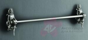 Полотенцедержатель Art&Max Athena AM-B-0617-T длина 60 см серебро