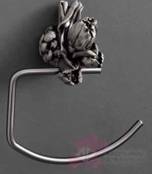 Полотенцедержатель Art&Max Tulip AM-B-0826-T полукольцо серебро