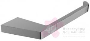 Держатель туалетной бумаги Art&Max Techno AM-E-4183 настенный без крышки хром