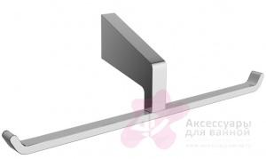 Держатель туалетной бумаги Art&Max Techno AM-E-4183B и полотенца хром