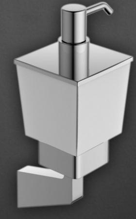 Дозатор мыла Art&Max Techno AM-E-4199Z настенный хром