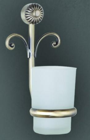 Стакан  Art&Max Palace  AM-8258 настенный бронза
