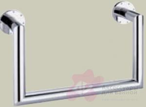 Полотенцедержатель Bagno&Associati Ambiente Elite AZ 213 полукольцо хром