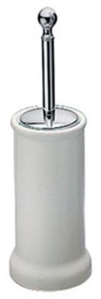 Ершик Bagno&Associati Canova CA25251 напольный хром / керамика белая