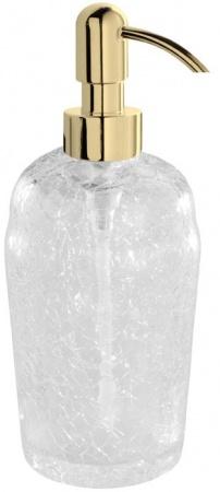 Дозатор для жидкого мыла Bagno&Associati Opera OP72892 настольный бронза