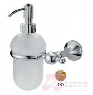 Дозатор Bagno&Associati Regency RE12751 подвесной хром / стекло матовое