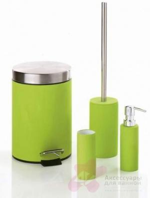 Ершик для туалета Bagno&Associati Zone ZO 253 22 напольный салатовый Lime
