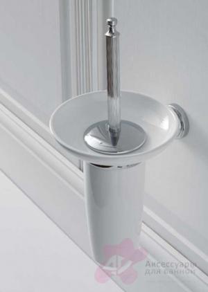 Ершик для туалета Bandini Antica Classic 6921/00 CR настенный хром