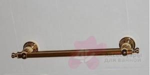 Полотенцедержатель Bandini Antica Classic 694/00 CR одинарный 40 см хром