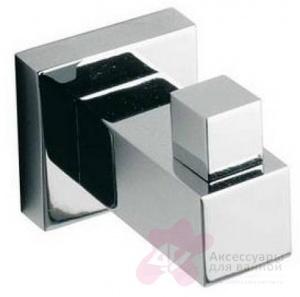 Крючок Bandini Ice Cube 6972/IC одинарный хром